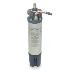 Franklin Electric - 2261119020 - 7-1/2 HP Deep Well Submersible Pump Motor, Capacitor-Start, 3450 Nameplate RPM, 230 Voltage
