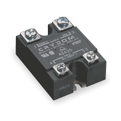 Crydom / CST - A2425E - 1-Pole Surface Mount Solid State Relay; Max. Output Amps w/Heat Sink: 25