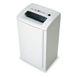 HSM of America - 125.2C - Small Office Paper Shredder, Cross-Cut Cut Style, Security Level 3