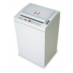 HSM of America - 411.2 - Large Office Paper Shredder, Strip-Cut Cut Style, Security Level 2