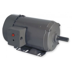 Dayton - 1EJR6 - Farm Duty Motor, 3 Ph, TEFC, 1 HP, 1745 RPM