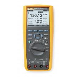 Fluke - FLUKE-289 - Industrial Digital Multimeter, 280 Series, 12000 Count, True RMS, Auto, Manual Range, 4.5 Digit