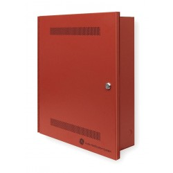 Edwards Signaling - ANS50MDR - Audio Evacuation Expansion Panel, 50w, Red