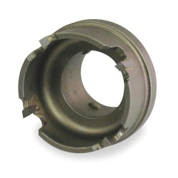 Greenlee / Textron - 645-2 - Carbide Hole Saw, Carbide Tipped, 2 In