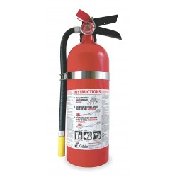 Kidde Fire and Safety - FC340M-VB - Abc 5lb Fc340m Fire Control Extinguisher