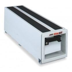 Jobox - 665980 - White Truck or Van Door Storage Tray, Steel, 9 Width, 48 Depth, Number of Drawers: 1