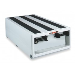 Jobox - 666980 - White Truck or Van Door Storage Tray, Steel, 24 Width, 48 Depth, Number of Drawers: 1