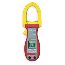 Amprobe - ACD-15 TRMS-PRO - Clamp On Digital Clamp Meter, 1-49/64 Jaw Capacity, CAT III 600V