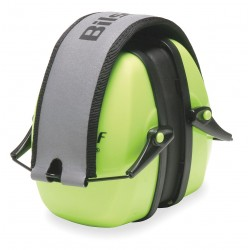 Howard Leight / Honeywell - 1013942 - 27dB Folding Ear Muff, Green&#x3b; ANSI S3.19-1974