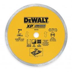 Dewalt - DW4766 - DeWALT DW4766 7'' x .060'' Porcelain Tile Blade Wet