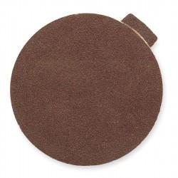 ARC Abrasives - 30408T - 2 Coated PSA Sanding Disc, 120 Grit, No Hole, Fine Grade, Aluminum Oxide 1, EA