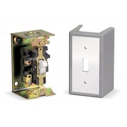 Square D - 2510FG1P - Toggle Manual Motor Starter, Enclosure NEMA Rating 1, 16 Amps AC