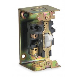 Square D - 2510FO1 - Toggle Manual Motor Starter, Enclosure NEMA Rating No Enclosure, 16 Amps AC