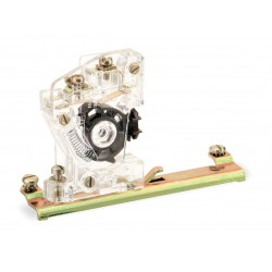 Square D - 9999SX6 - Auxiliary Contact, 10 Amps, NEMA Motor Starter Auxiliary Contact, Normally Open Type, Screw Mounting