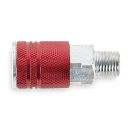 Legacy Manufacturing - A73420D-BG - Aluminum, Steel Universal Quick Coupler Body