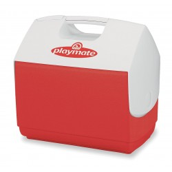 """Igloo - 43362 - Igloo Playmate Personal Cooler, 16-Qt. Capacity, 15""""H X 10-1/4""""W X 16""""L , EA"""