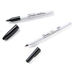 Sharpie - 30003 - Sharpie Fine Tip Permanent Marker (Dozen)