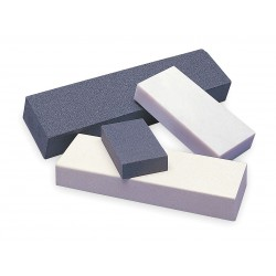 Saint Gobain - 61463624450 - Combination Grit Waterstone, 8 x 3 x 1, 1000/4000, Fine/Extra Fine, Synthetic