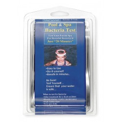 American Water Service - 777084 - H20 Analysis Bacteria Test-10, 10/pk