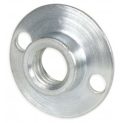 Saint Gobain - 63642543463 - Retainer Nut, 1-3/4 In, Round Base, Steel
