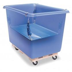 Other - G20-BBX-PSN - Poly Spring Lift Kit, 20 Bu, Blue