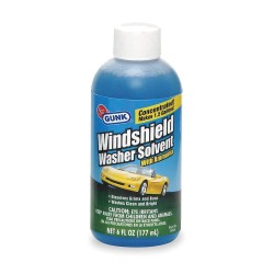 Radiator Specialty - M506 - Windshield Washer Solvent, 6 Oz, Blue