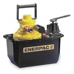 Enerpac - ZA4208MX - Air Powered Hydraulic Pump&#x3b; Capacity (PSI): 10, 000