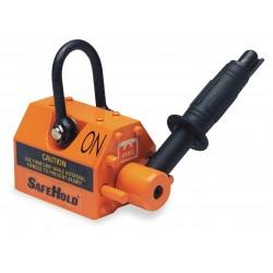 Eriez - RPL-3 - Lifting Magnet, 300 lb Cap, 4-3/4 In OAL