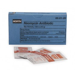 Honeywell - 020126 - Single Antibiotic Ointment 1 Gm