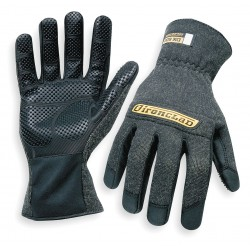 Ironclad - HW6X-04-L - Heat Resistant Gloves, Kevlar, 600F Max. Temp., Men's L, PR 1