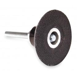 ARC Abrasives - 11-50254FM - Qk Change Dsc BU Pad, 3D, TS,