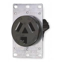 Leviton - 5207 - Leviton Power Socket - 1 x NEMA 10-30R - 30 A