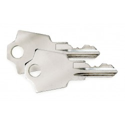 Leviton - 2KL - Leviton 2KL Replacement Keys For Use With Key Lock Switch