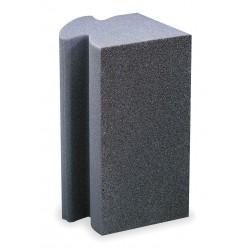 Saint Gobain - 07660701715 - Corner Drywall Sanding Sponge, Medium Grade, Gray