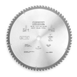 "Dewalt - DW7739 - 12"" Carbide Metal Cutting Circular Saw Blade, Number of Teeth: 80"