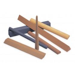 Saint Gobain - 07660703074 - Contour Sanding Sponge, Medium Grade, Gray, Package Quantity 20