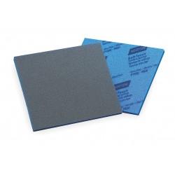 Saint Gobain - 07660703077 - Contour Sanding Sponge, Ultra Fine Grade, Gray, Package Quantity 20