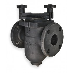 Mueller Steam Specialty - 2-1/2 97FIB 155M-N IRON BODY FLANGED - Basket Strainer2-1/2, Flanged, BunaN