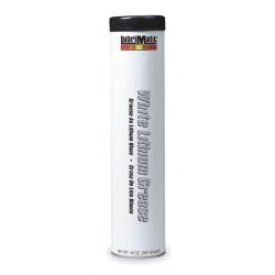 Plews / Edelman - 11354 - White Lithium Multipurpose Grease, 14 oz., NLGI Grade: 2