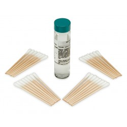 MSA - 10049691 - MSA Lamp Cleaning Kit With Methanol And Cotton Swab Sticks For Use With Sirius PID Multi-Gas Detector, ( Each )