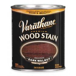 Rust-Oleum - 211730H - Wood Stain, Dark Walnut, Translucent, 1 qt.