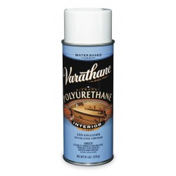 Rust-Oleum - 200081 - Clear Polyurethane Spray, Gloss Finish, 25 sq. ft. Coverage