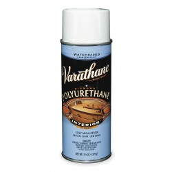 Rust-Oleum - 200181 - Clear Polyurethane Spray, Semi-Gloss Finish, 25 sq. ft. Coverage