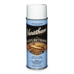 Rust-Oleum - 200281 - Clear Polyurethane Spray, Satin Finish, 25 sq. ft. Coverage