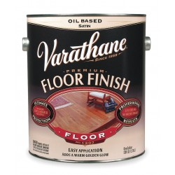 Rust-Oleum - 130031 - Floor Finish, Crystal Clear, Gloss, 1 gal.