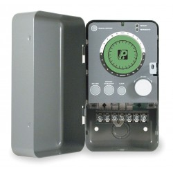 Invensys Controls - 9145-00 - Defrost Timer Control, 120/208/240VAC Voltage, Defrost Time (Minutes): 1 to 1440