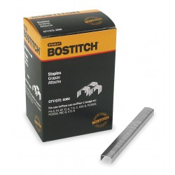 Stanley Bostitch - STCR26195/16 - Staples, For 0.26 Wire, 5/16, PK5000