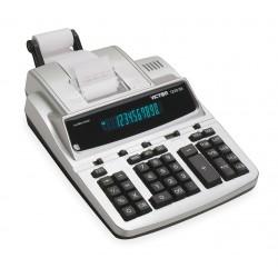 Victor - 1240-3A - Desktop Calculator, Ribbon, 12 Digits