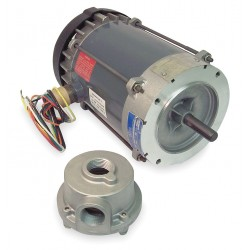 Marathon electric regal beloit 56t34g15530 1 hp for Regal beloit electric motors