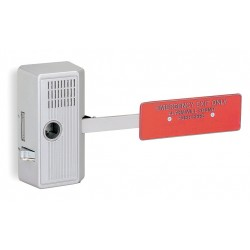 Alarm Lock - 250X28 - Exit Door Alarm, Delayed Egress, 99dB, Alum